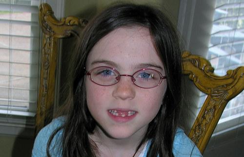 Sarah's New Specs