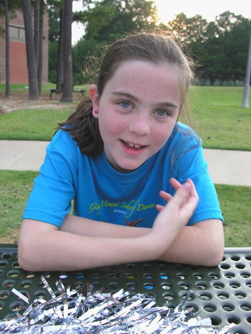 Sarah at the park 7/2/07